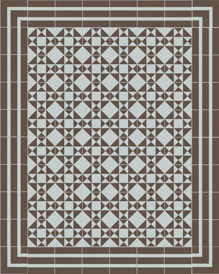 Floor tiles Floor Tiles multi-coloured Layouts and patterns SF 229 R