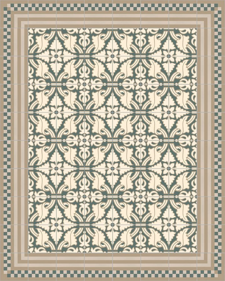 Floor tiles Floor Tiles multi-coloured Layouts and patterns SF 331 G l