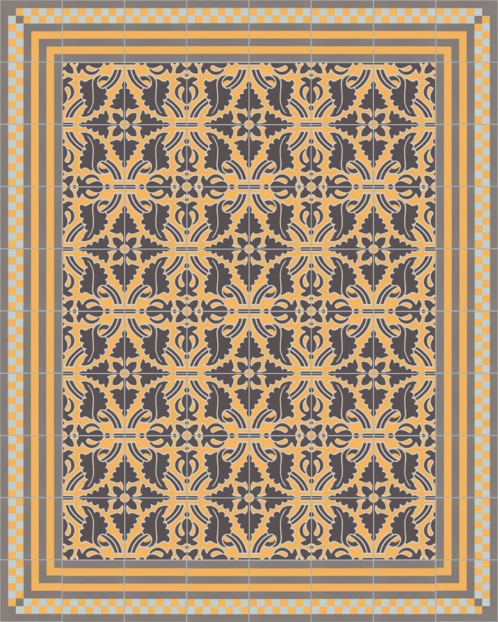 Floor tiles Floor Tiles multi-coloured Layouts and patterns SF 331 H l