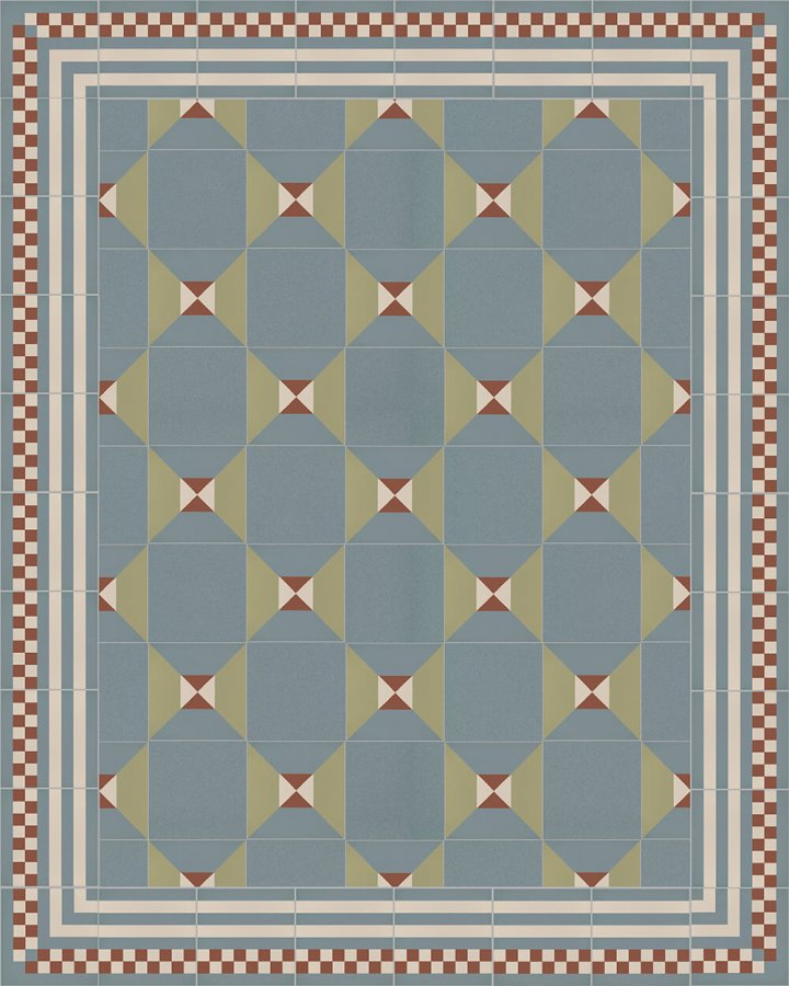 Floor tiles Floor Tiles multi-coloured Layouts and patterns SF 402 L