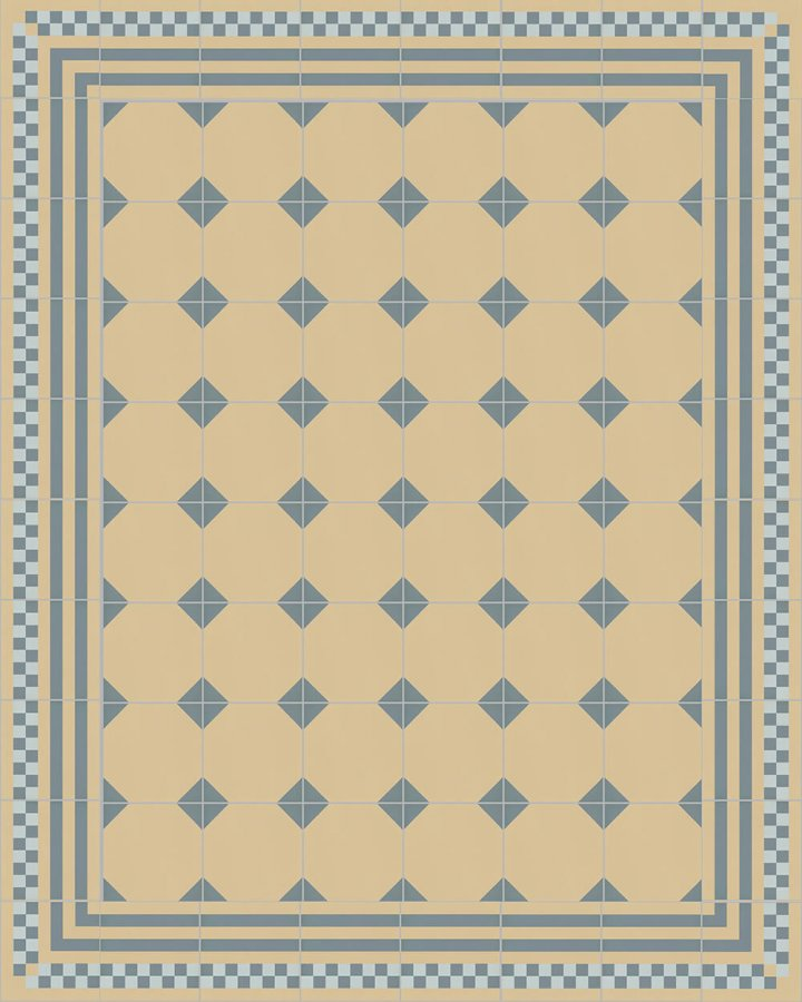 Floor tiles Floor Tiles multi-coloured Layouts and patterns SF 202 O