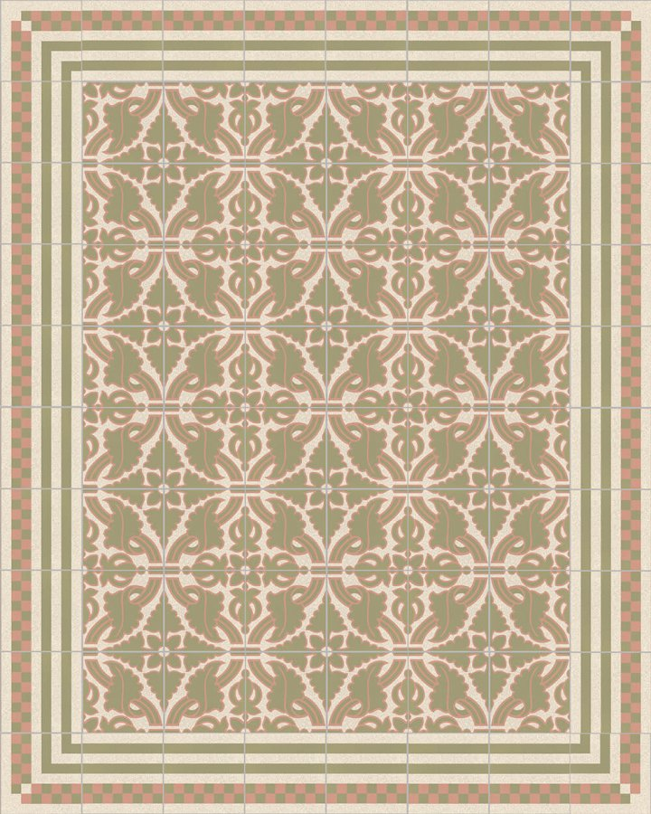 Floor tiles Floor Tiles multi-coloured Layouts and patterns SF 331 P l