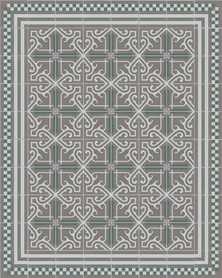 Floor tiles Floor Tiles multi-coloured Layouts and patterns SF 325 R