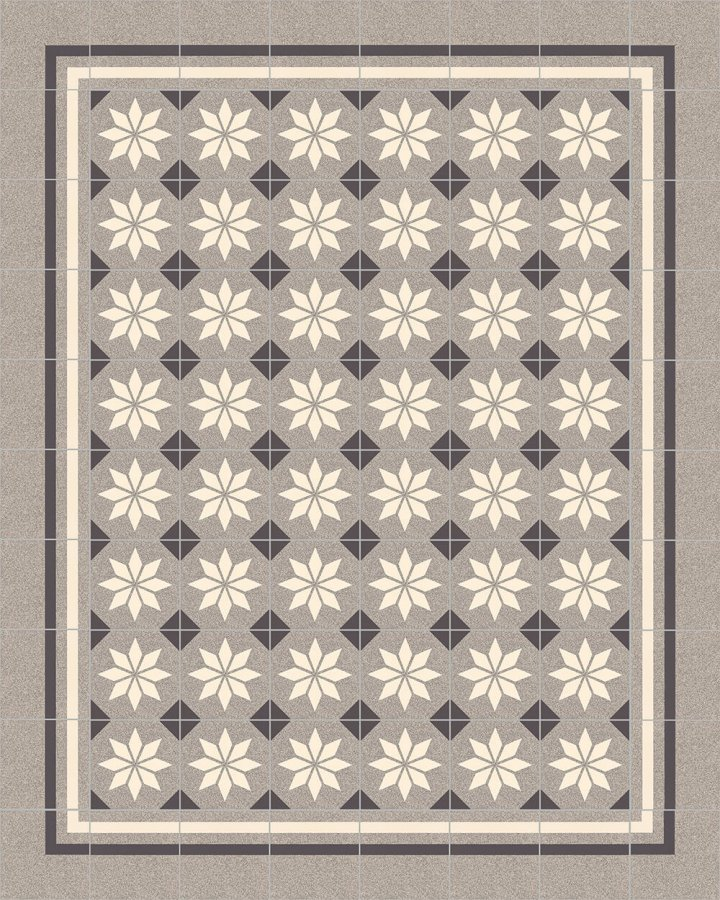 Floor tiles Floor Tiles multi-coloured Layouts and patterns SF 308 C