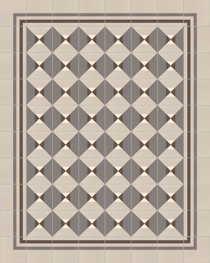 Floor tiles Floor Tiles multi-coloured Layouts and patterns SF 402 E