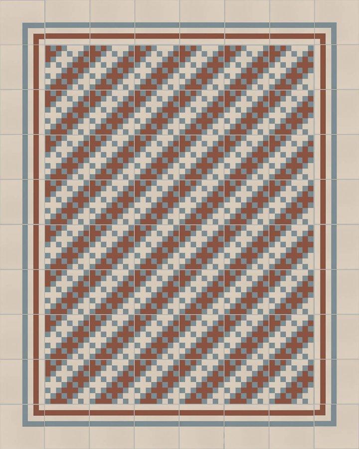 Calepinage SFTG 8308 L