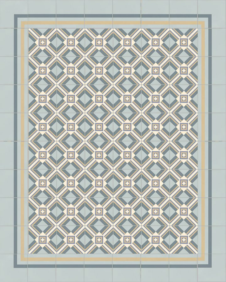 Floor tiles Floor Tiles multi-coloured Layouts and patterns SF 559 O