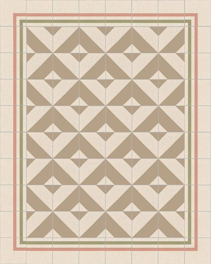 Floor tiles Floor Tiles multi-coloured Layouts and patterns SF 209 P