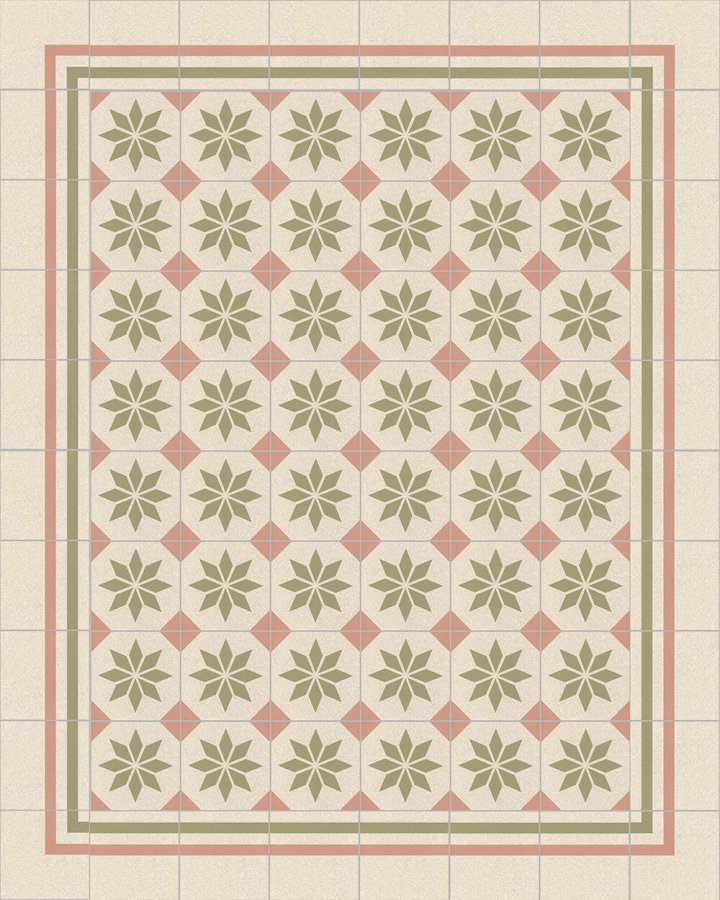 Floor tiles Floor Tiles multi-coloured Layouts and patterns SF 308 P