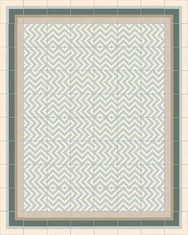 Floor tiles Floor Tiles multi-coloured Layouts and patterns SF 216 G