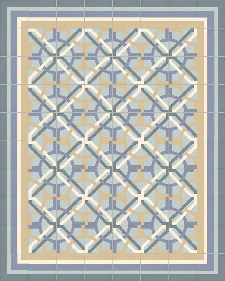 Floor tiles Floor Tiles multi-coloured Layouts and patterns SF 566 O