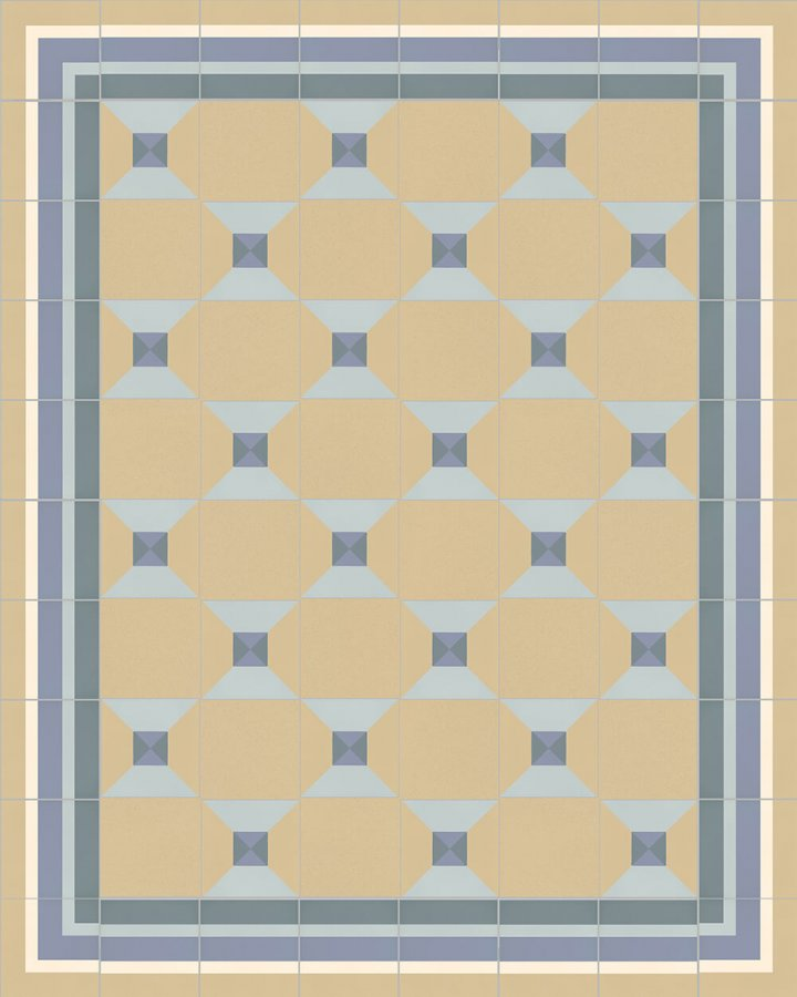 Floor tiles Floor Tiles multi-coloured Layouts and patterns SF 402 O