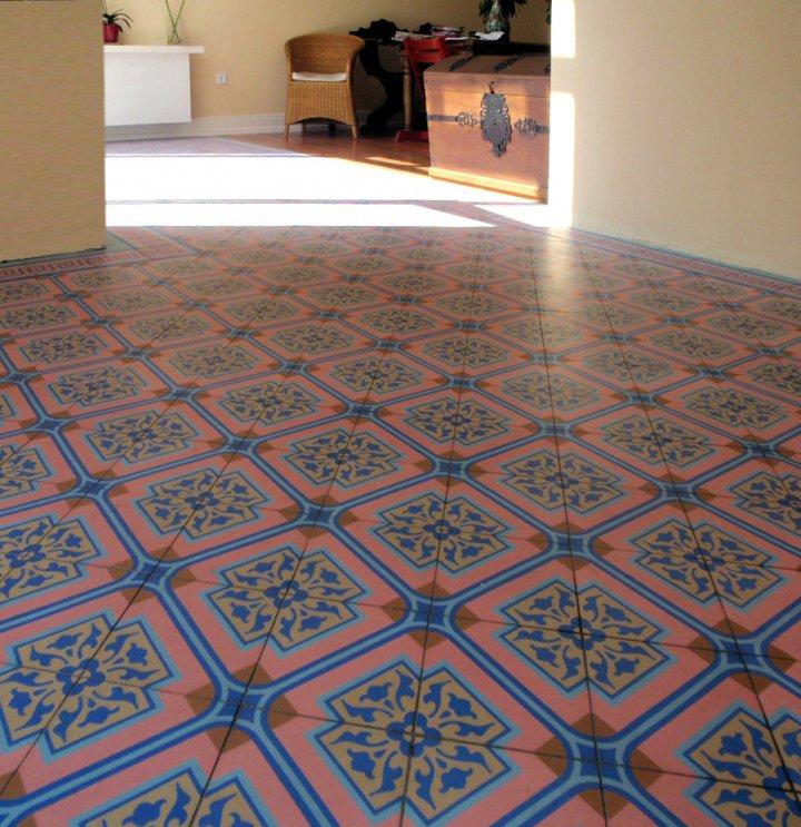 Floor tiles Floor Tiles multi-coloured Layouts and patterns SF 556 N