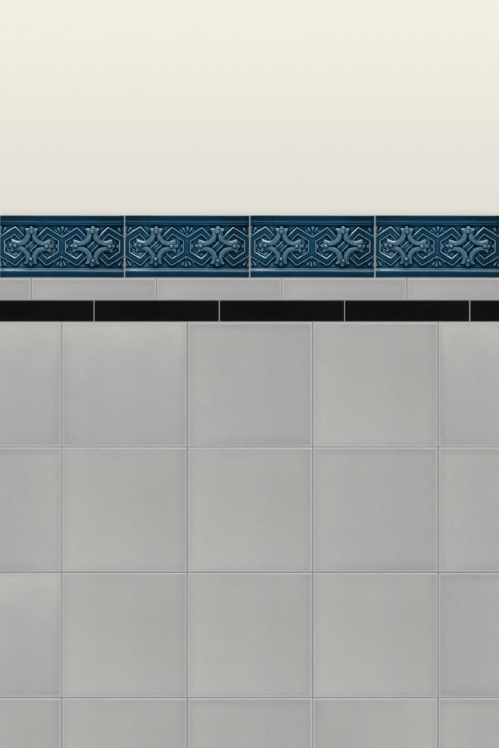 Wall tiles Borders, base tiles and trim pieces Verlegebeispiel B 3.636