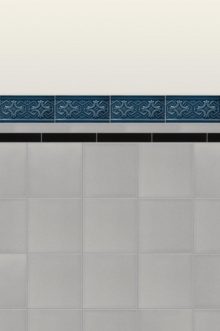 Carreaux muraux Bordures et plinthes Verlegebeispiel B 3.636