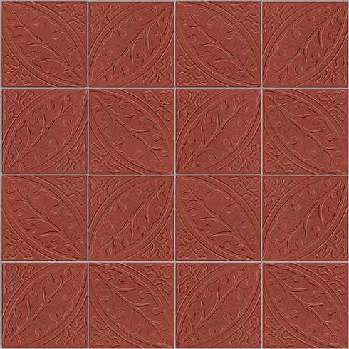 Floor tiles Floor Tiles single-coloured Verlegebeispiel SF 5.10