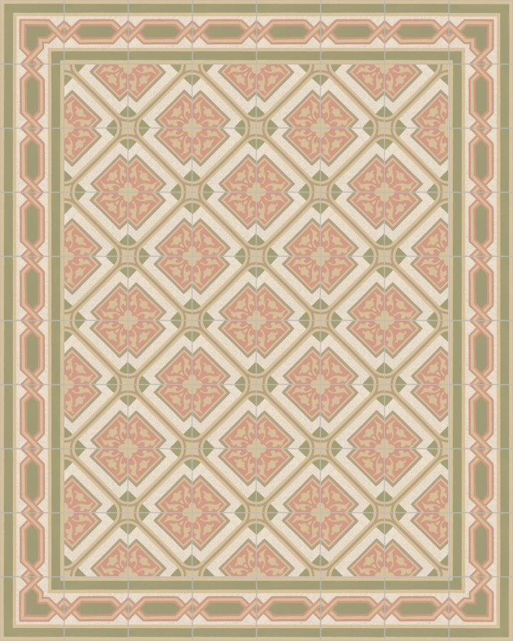 Floor tiles Floor Tiles multi-coloured Layouts and patterns SF 556 P