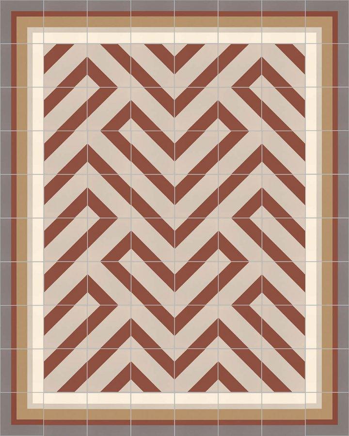 Floor Tiles multi-coloured SF 214 D