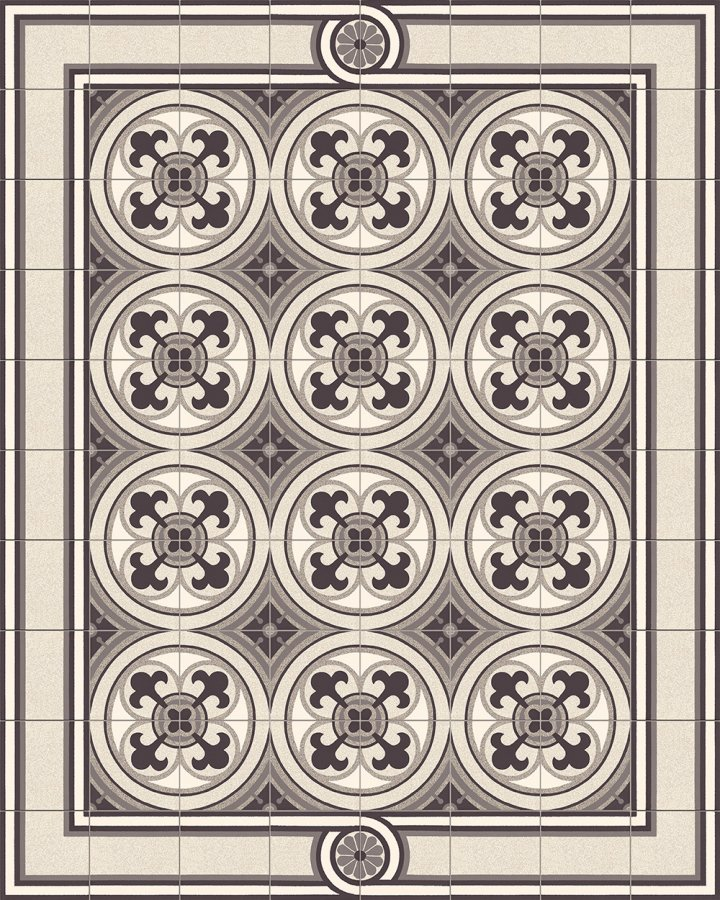 Layouts and patterns SF 202
