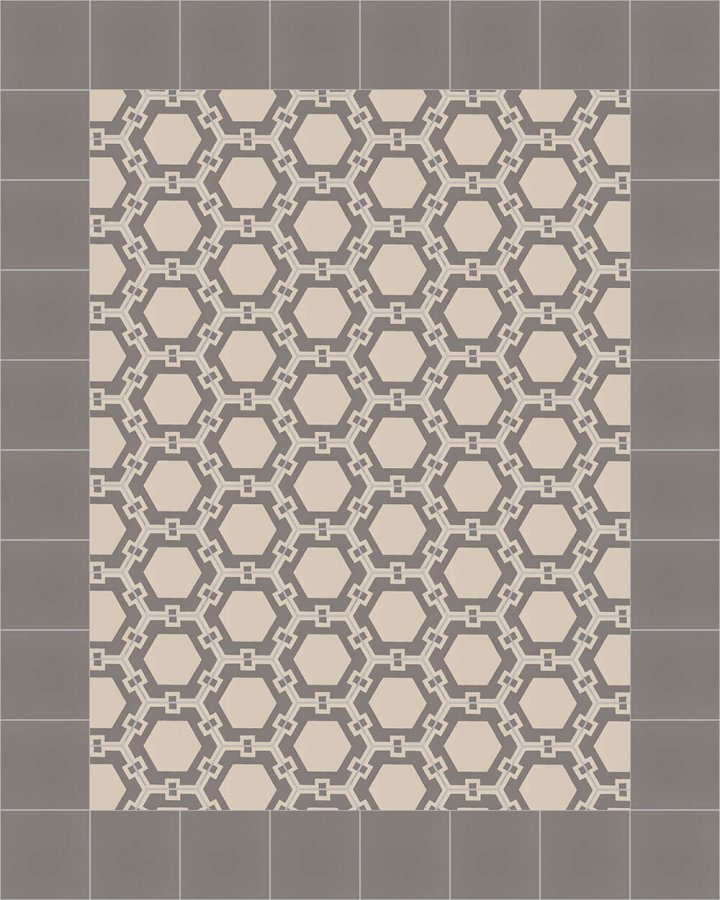 floor tiles hexagonal SF 1721 E a
