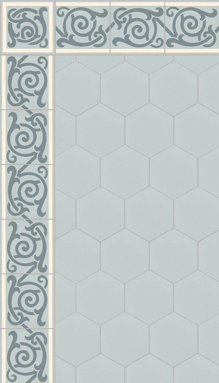 Carreaux hexagonal SF 17.14 S