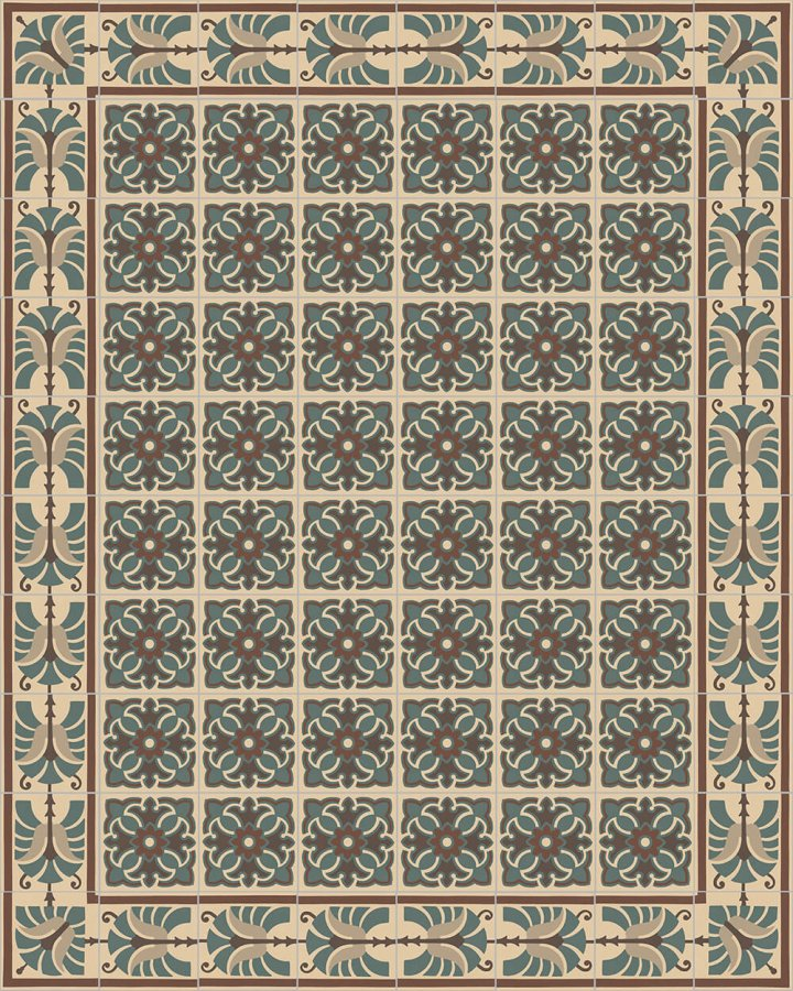 Layouts and patterns SF 420 B