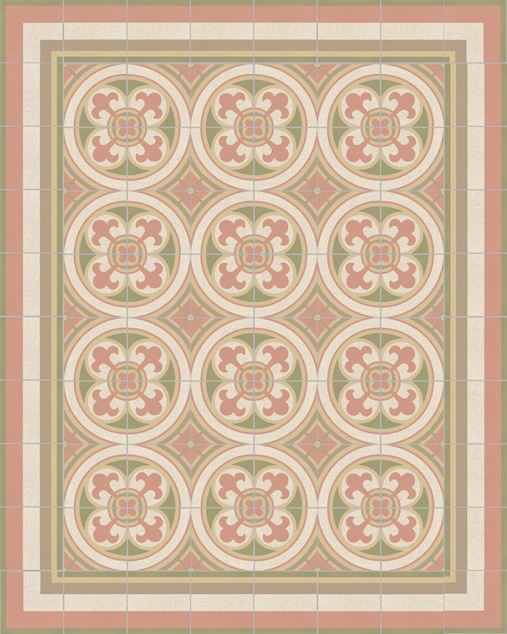 Layouts and patterns SFTG 11503 P e
