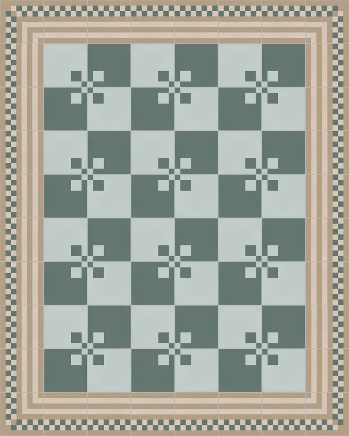 Layouts and patterns SFTG 8207 G b