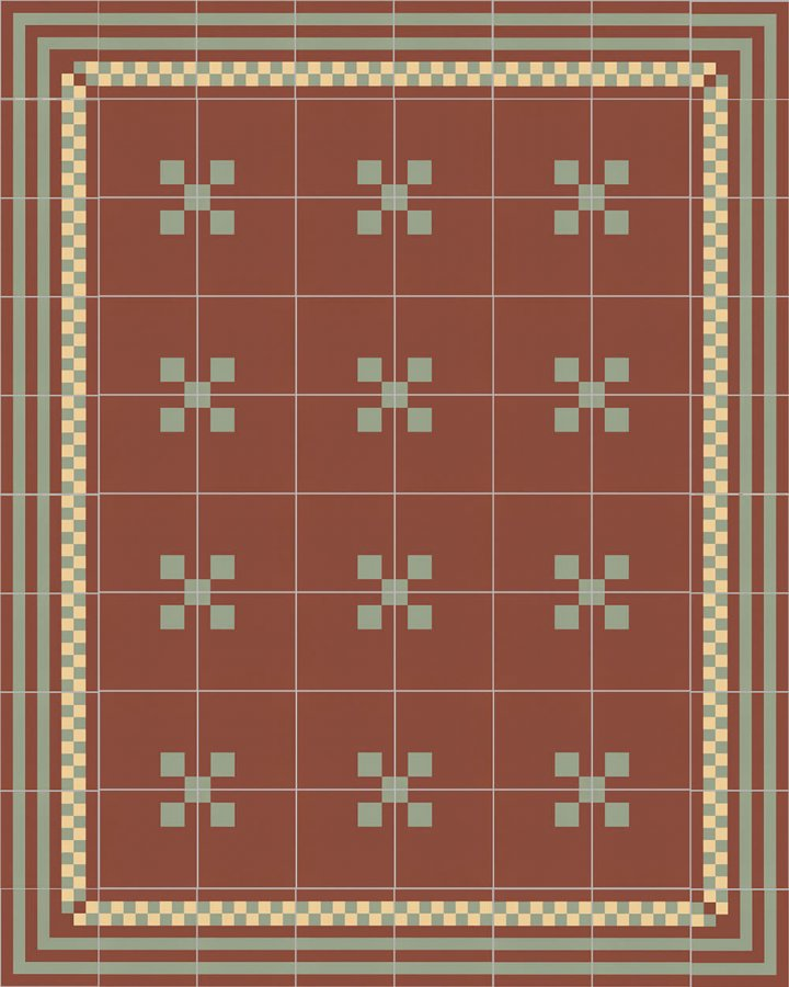Layouts and patterns SFTG 8207 I a
