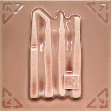 "Tile designed by Artist FMS 1.2 ""Pinzetten"""