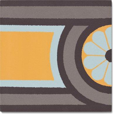 Stoneware tile SF 504 H
