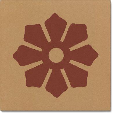 Stoneware tile SF 244 D