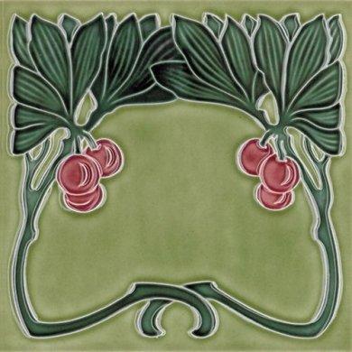 Carreau Art Nouveau F 166
