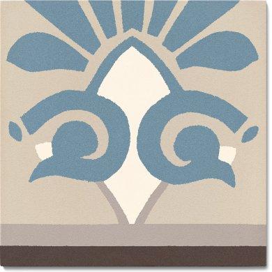 Stoneware tile SF 304 A unten