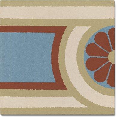 Stoneware tile SF 504 L