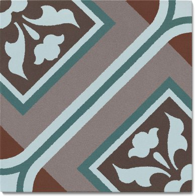 Stoneware tile SF 556 R