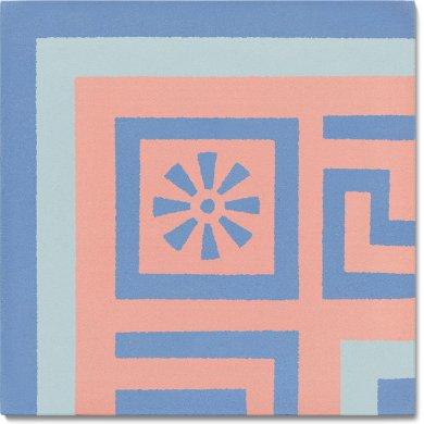 Stoneware tile SF 357 N e