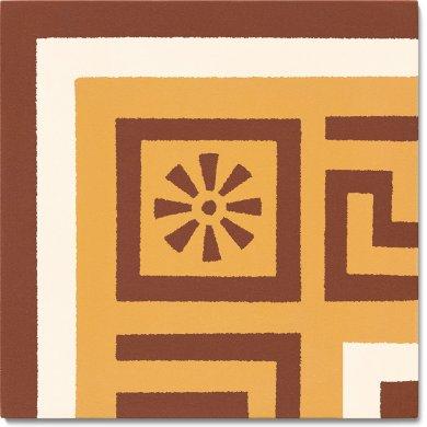 Stoneware tile SF 357 K e