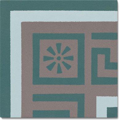 Stoneware tile SF 357 R e