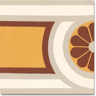 Stoneware tile SF 504 K