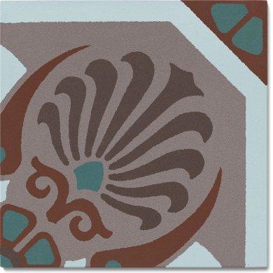 Stoneware tile SF 558 R
