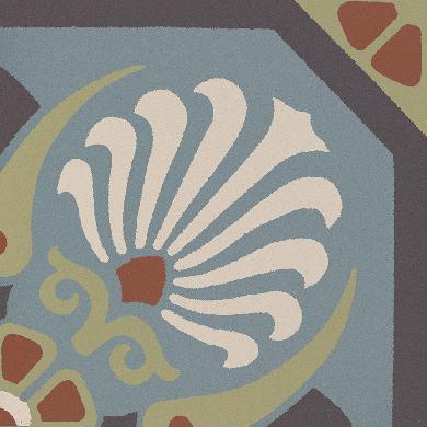 Stoneware tile SF 558 L