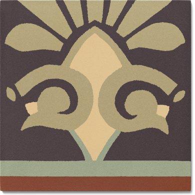 Stoneware tile SF 304 J unten