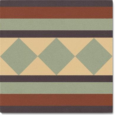 Stoneware tile SF 401 J