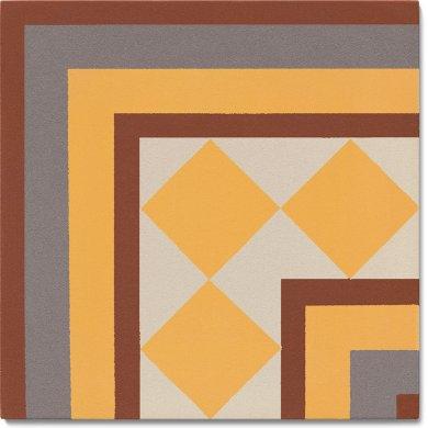 Stoneware tile SF 401 K e