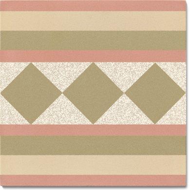 Stoneware tile SF 401 P