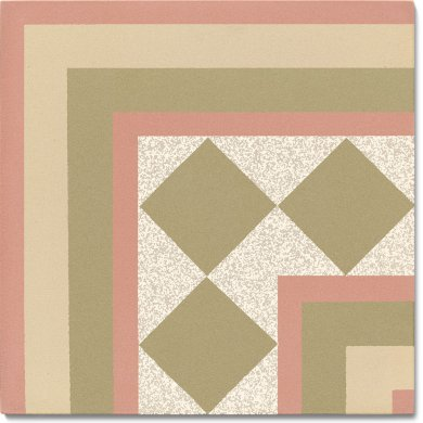 Stoneware tile SF 401 P e