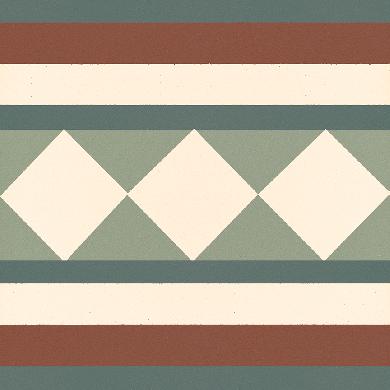 Stoneware tile SF 401 S