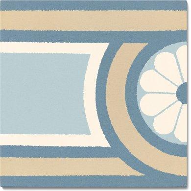 Stoneware tile SF 504 O