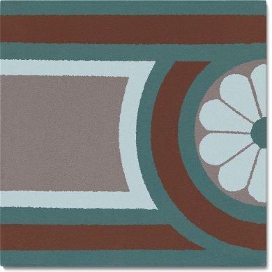 Stoneware tile SF 504 R